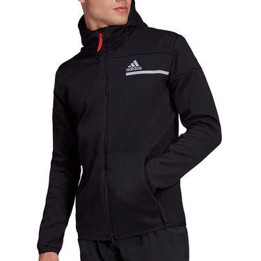 adidas Zne Hooded Jacket Mens Black GM5244