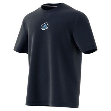 adidas Scribble Tee Shirt Mens Legend Link GN6846