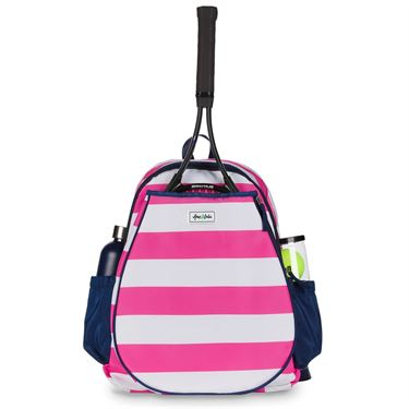 Ame and Lulu Game On Tennis Backpack - Candy Pink