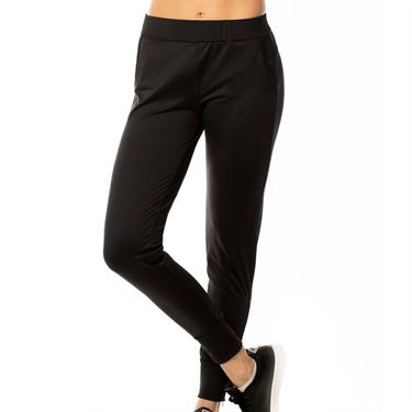 Lucky In Love Core Jogger Pant Womens Black GP05 001