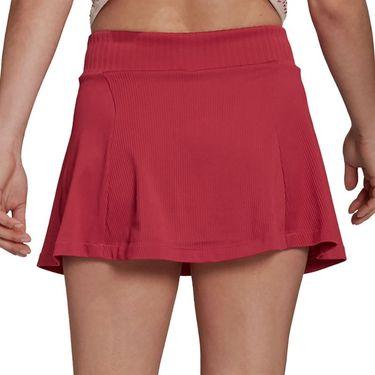 adidas Primeknit Primeblue Tennis Skirt - Wild Pink