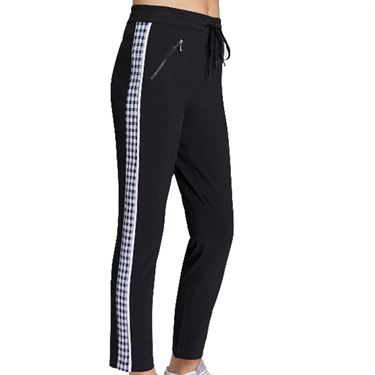 Tail Core Jogger Pants - Black/Gingham