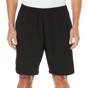 Grand Slam 9 inch Athletic Short Mens Caviar GSBSA0F6 002