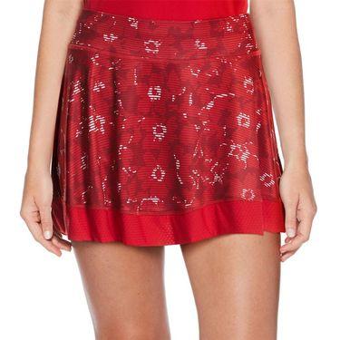 Grand Slam Pleat Skirt Womens Crimson GSKBFA05 604û