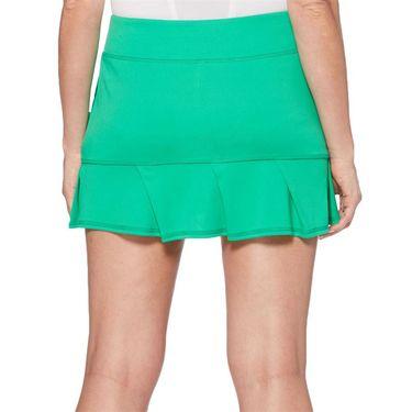Grand Slam Tennis Solid Ruffle Pleat Skirt Womens Mint GSKBSA23 334