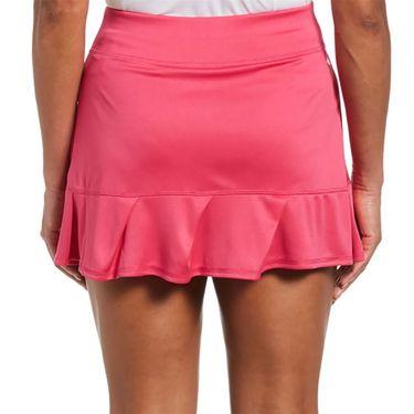 Grand Slam A Line Ruffle Skirt Womens Fuchsia Purple GSKBSA23 673