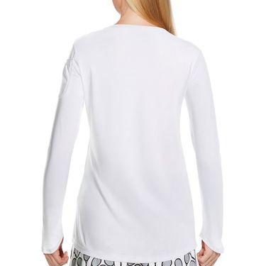 Grand Slam Long Sleeve Top Womens Brilliant White GSKSA0B4 110û