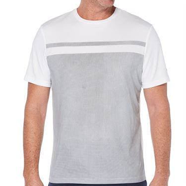 Grand Slam Tennis Shirt Mens Bright White GSKSA0H6 100