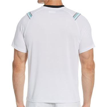 Grand Slam Raglan Crew Shirt Mens Bright White GSKSB037 100