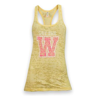 Love All Get the W Tank