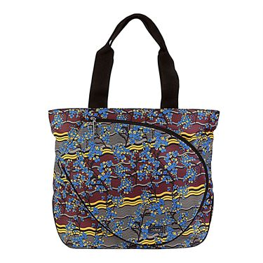 Hadaki Tennis Tote - Forget Me Not