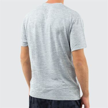 Head Short Sleeve Top Mens Sleet Heather HEM181TS28 R592û