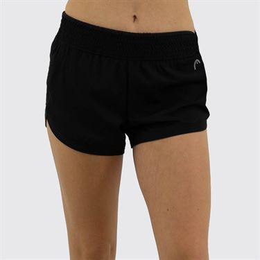 Head Short Womens Black HEW184SH01 S143û