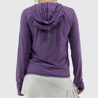 Head Outerwear Jacket Womens Amaranth Purple Heather HEW193TL09 R848û