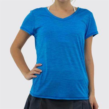 Head Short Sleeve Top Womens Blithe Heather HEW193TS02 R134û
