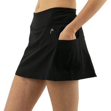 Head Ability Skirt Womens Black HEW201SD10 S143