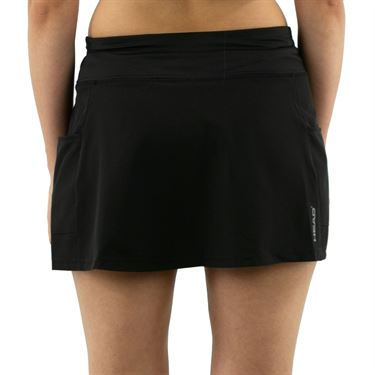 Head Ability Skirt Womens Black HEW201SD10 S143