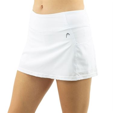 Head Ability Skirt Womens White HEW201SD10 S146
