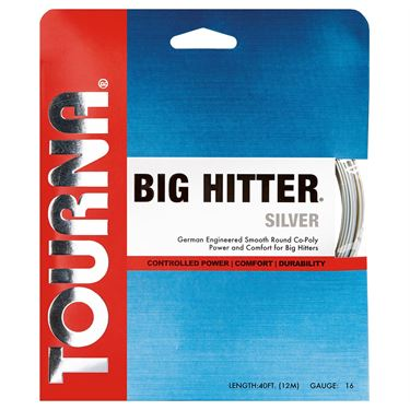 Unique Big Hitter Tourna Poly 17 Tennis String