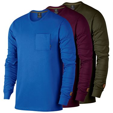 Nike Court Heritage Long Sleeve