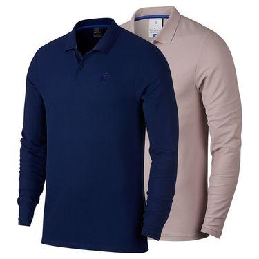 Nike RF Long Sleeve Polo