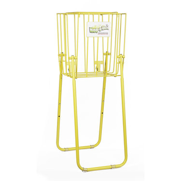 Hop-A-Razzi Junior Tennis Ball Basket