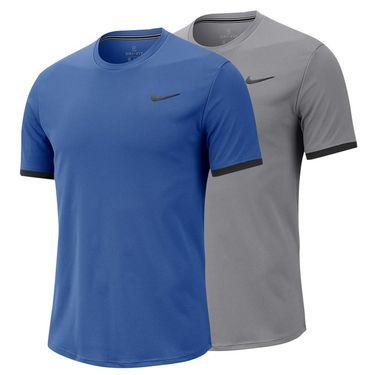 Nike Court Dri Fit Crew Shirt Holiday 19 Mens