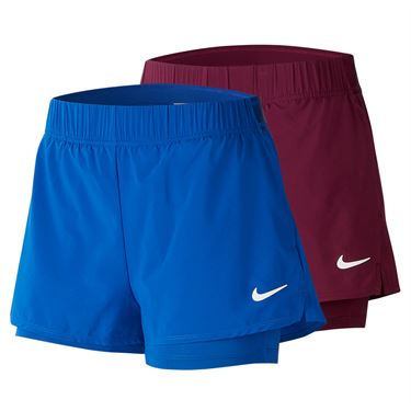 Nike Court Flex Short Womens Holiday 19