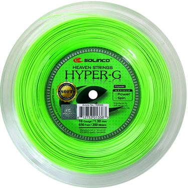Solinco Hyper-G SOFT 16 (1.30) REEL