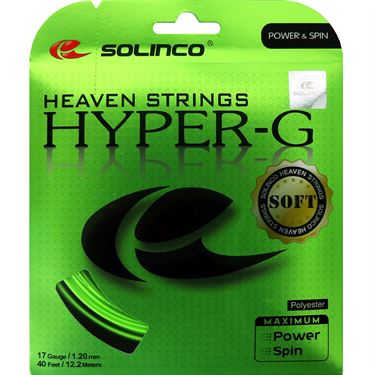 Solinco Hyper-G SOFT 17 (1.20) Tennis String
