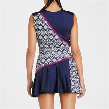 Eleven Iman Triad Dress Womens Iman Print IM6836 958