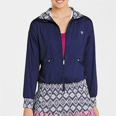 Eleven Iman On Track Jacket Womens Iman IM8074 958