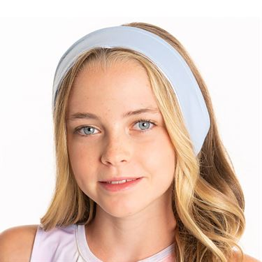 Lucky in Love Going Wild Girls Headband - Cloud