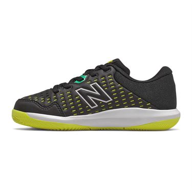 New Balance KC696TB4 Junior Tennis Shoe Black KC696TB4 M