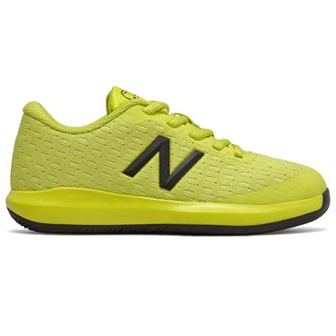 New Balance KC996SY4 Junior Tennis Shoe Yellow KC996SY4 M