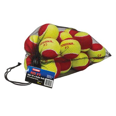 Tourna Stage 3 Tennis Balls (18 Pack)