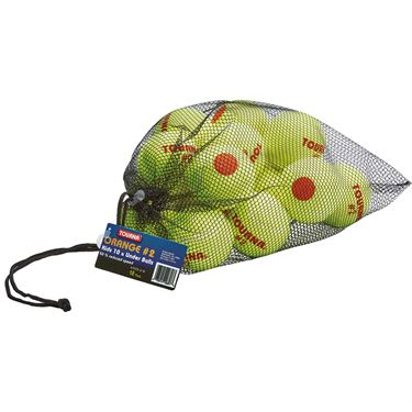 Tourna Stage 2 Tennis Balls (18 Pack)