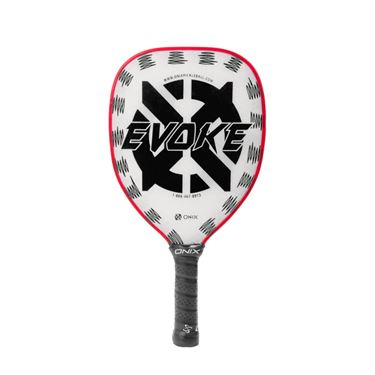 Onix Evoke Composite Teardrop Pickleball Paddle - Black