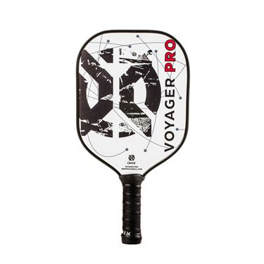 Onix Voyager Pro Pickleball Paddle - White