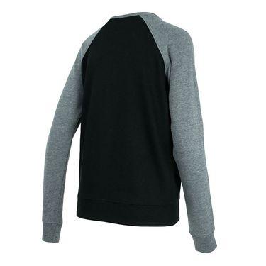 Fila Varsity Long Sleeve - Black/Varsity Heather