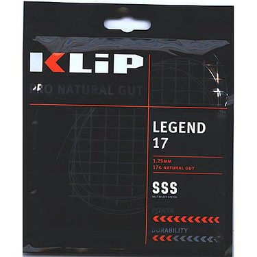 Klip Legend Natural Gut 17 Tennis String
