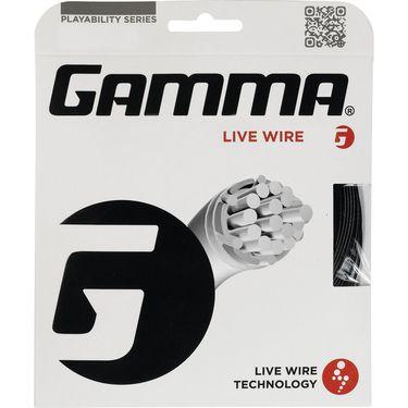 Gamma Live Wire 16G Tennis String