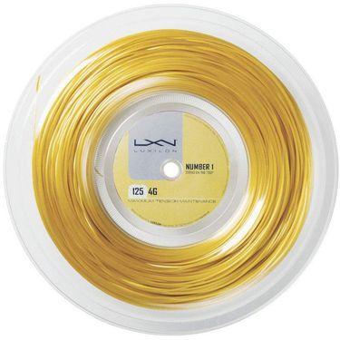 Luxilon 4G 125 String REEL (660ft)