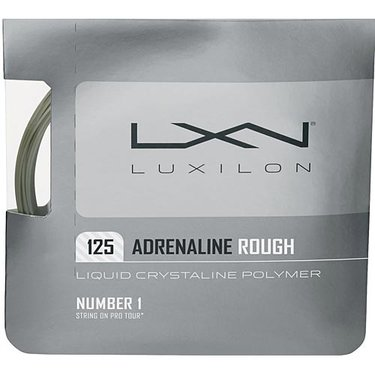 Luxilon Adrenaline Rough 125 Tennis String