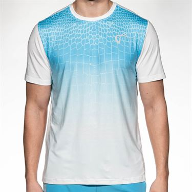 Athletic DNA Ecdysis Mesh Crew - Blue