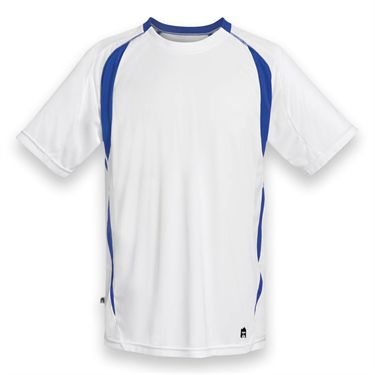 DUC Precise Crew-White/Royal Blue