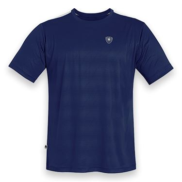DUC Traction Tennis Crew - Navy/White