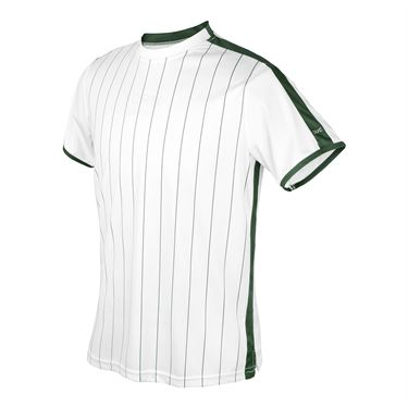 DUC Team Sublimated Crew Mens White/Pine Green M2003 WPN