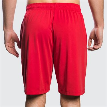 Athletic DNA Legacy Knit Short - Red