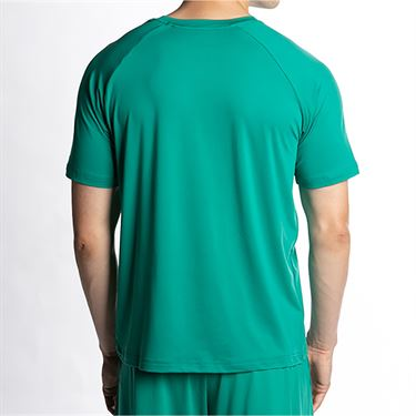 Athletic DNA Legend Training Crew Mens Spearmint M319 34 4